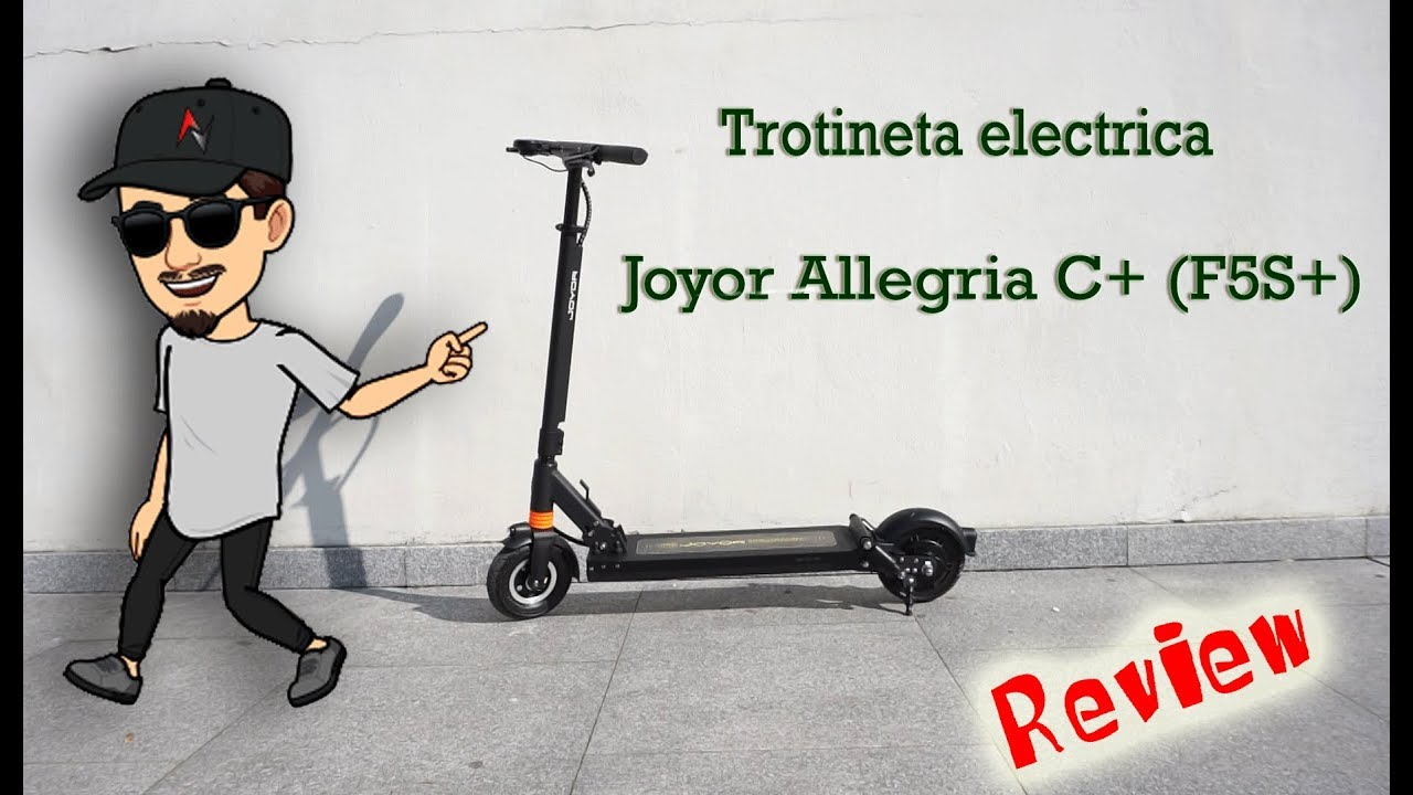 Joyor Allegria Confort Plus (F5S+) - Review