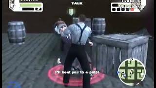 The Godfather Game   Assassinate Mikey Saleri   8th Mission ( w/ Bonus condition )