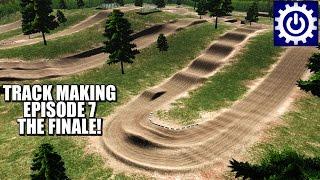 MX Simulator Tutorial - Track Making Ep. 7 - THE FINALE thumbnail