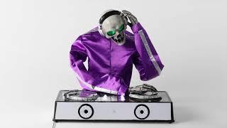 Animierte DJ Skelett Dekorative Halloween-Prop - Hyde und Eek! Boutique™