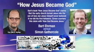 How Jesus became God - Ehrman vs Gathercole P1
