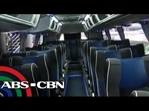 Bandila: Double-decker bus makes maiden voyage on EDSA