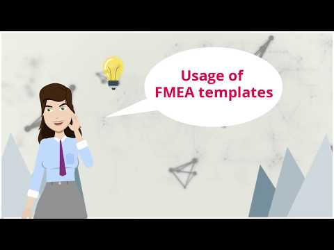 Usage of FMEA templates - Lessons Learned