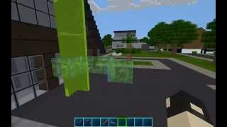 Fusionfall Minecraft: Pokey Oaks South