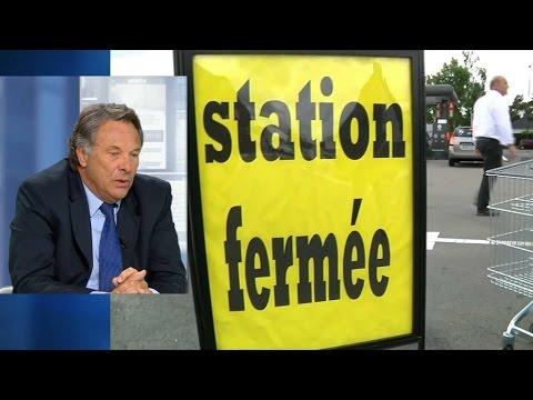 """Union française des industries pétrolières: """"il n'y a pas de pénurie, il y a des situations tendues"""""""