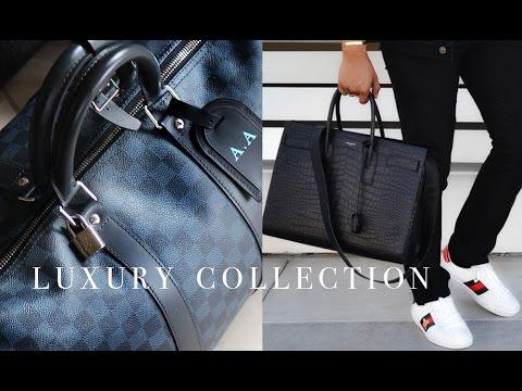 MY LUXURY BAGS   LOUIS VUITTON, GUCCI & SAINT LAURENT