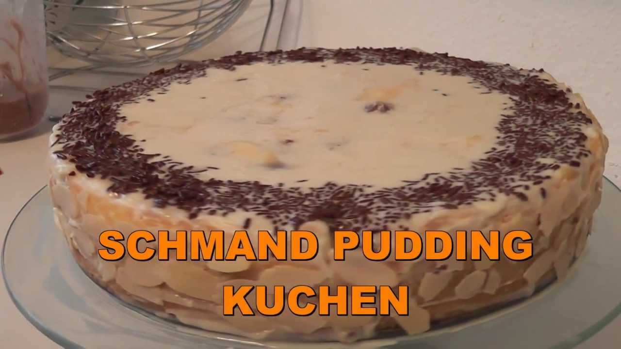 Pudding schmand kuchen youtube for Youtube kuchen