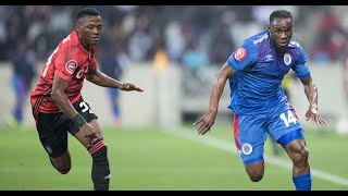 Absa Premiership 2019/20 | SuperSport Utd v Orlando Pirates | Highlights