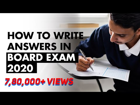 How to Write Answers in Board Exam 2019 | 5 Important Tips to Score 90% | Exam Tips | LetsTute