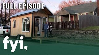 Tiny House Hunting: Tiny Living In Nashville  Season 1, Episode 11  | Full Episode | Fyi