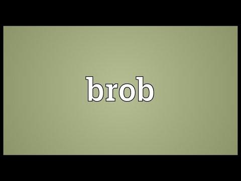 Header of brob