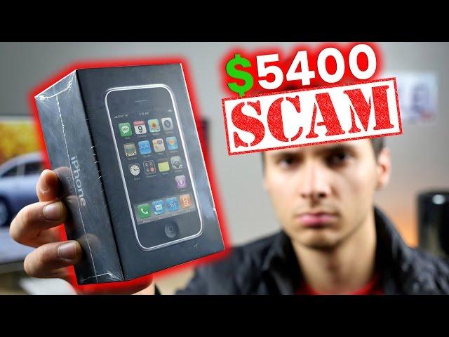 I Got Scammed :( My $5400 Mistake