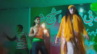 New Balochi Songs With Fire Dance (2017)