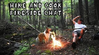 Hike and Cook - Fireside Chat