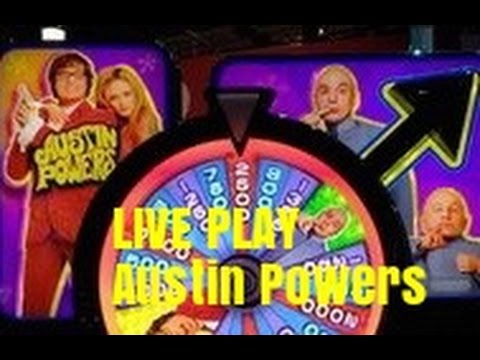 Austin powers slot machine for sale blackjack black jump bike