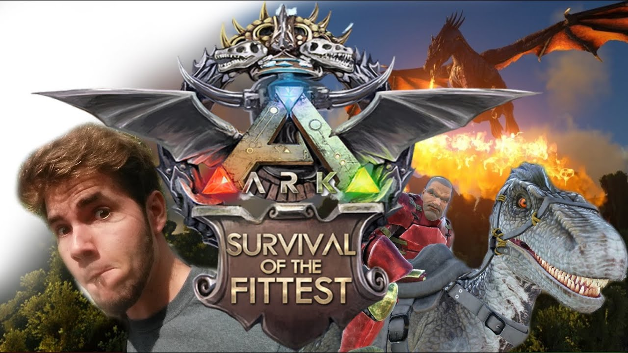 "ARK: Survival of the Fittest | Ep 5 - ""To the Deathmatch ..."