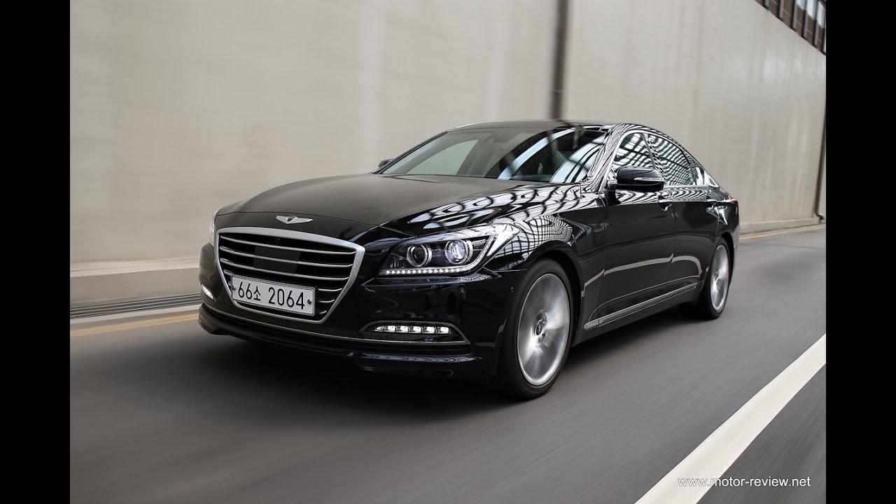 2015 Hyundai Genesis Sedan 380 Acceleration Youtube