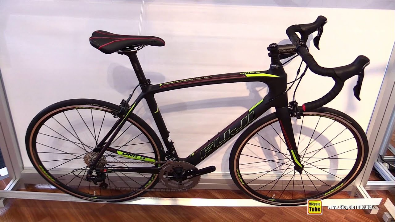77256eb440c 2016 Fuji Granfondo Classico 1.3 Road Bike - Walkaround - 2015 Eurobike