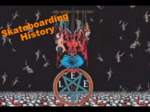 Skateboarding History - Jason Lee
