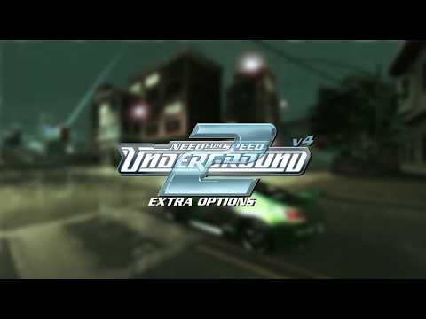 NFS Underground 2 - Extra Options (v4.0.0.1337) Update [OFFICIAL RELEASE!]