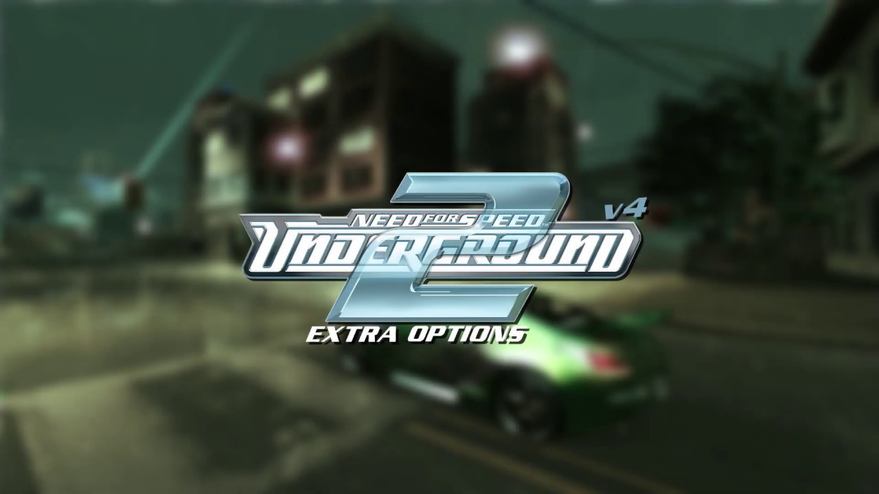 Nfs Underground 2 Extra Options V4 0 0 1337 Update Official