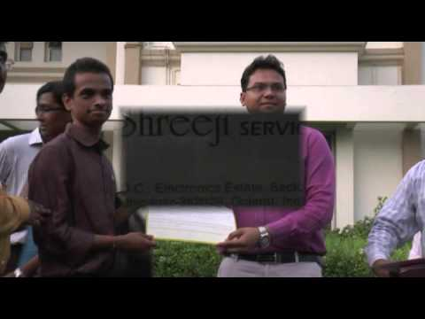 dr narayana college of business management industrial visit of ahmedabad 2015