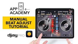 Beat Adjust Tutorial Algoriddim DJAY Pro Tutorial 2 3.mp3