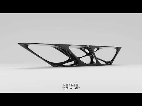 Modelling Mesa Table Timelaps