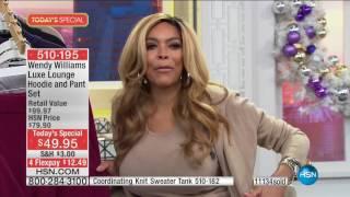 HSN | Wendy Williams Fashions 12.09.2016 - 11 AM