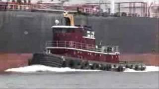 Leppe Sundevall - Befälhavaren på bogserbåten (1961)