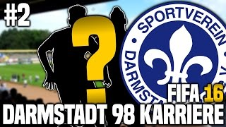 FIFA 16 Karrieremodus #2 - Transfers & Training | FIFA 16 Karriere SV Darmstadt 98 [S1EP2]