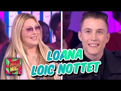 Nouveauté - Le Mad Mag du 31/03/2017 avec Loana et Loic Nottet