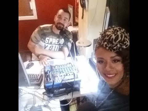 Shaya @ Fresh Radio Athens (iRadio Digital Platform interview) 20/6/2017