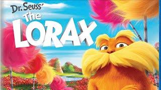 Opening to The Lorax 2012 Blu-ray
