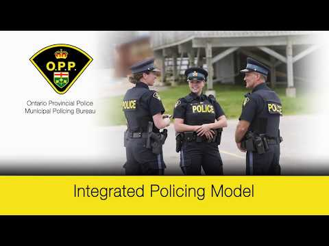 Integrated Policing Model