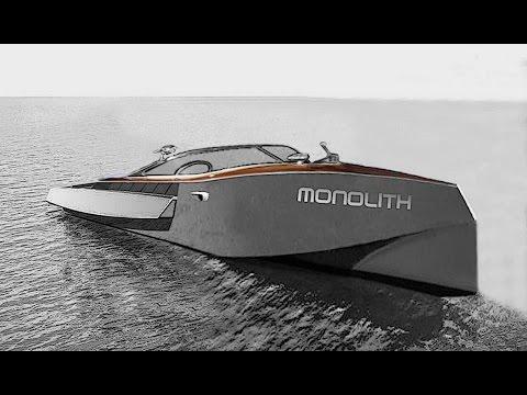 yacht design,powerboat concept,french design,futuristic boat,designer français