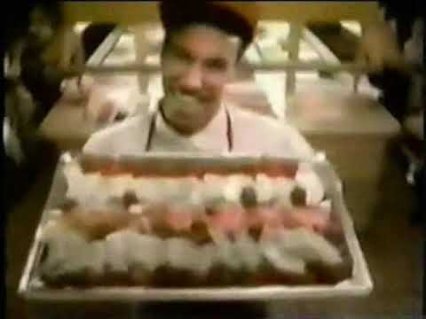 1988 Rax commercial