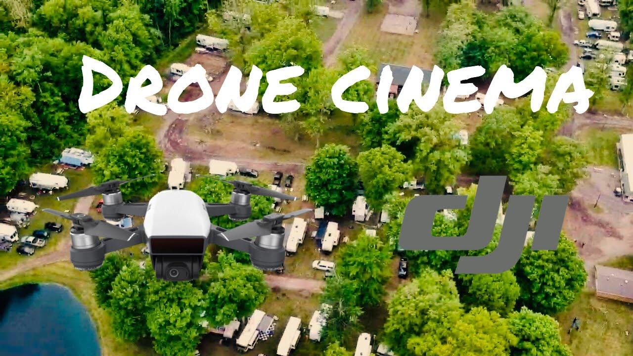 Drone cinema 4