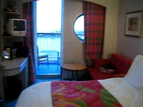 Ncl Sky Cabin Tour Youtube