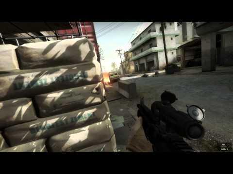 Intense Insurgency Cooperative Gameplay
