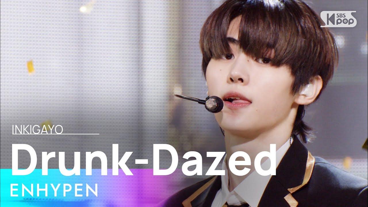 Download ENHYPEN(엔하이픈) - Drunk-Dazed @인기가요 inkigayo 20210502