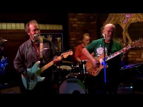 TJ Jennings & John Haynes ~ Down by the River @ Gabby's Bar & Grill Blues Jam   1162019