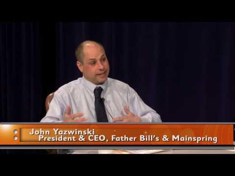 John Yazwinski TV interview (January 2017)