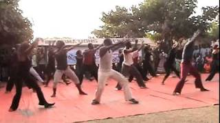 Amazing African Dance Group choregraphy with Djembe druming