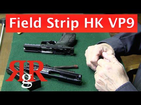 HK VP9 Field Strip - YouTube