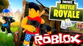 ROBLOX FORTNITE 1 KILL = 1 PC GAMER MSI
