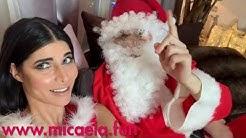 Micaela Schäfer: Im Bett mit dem Weihnachtsmann