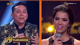 Silvia Zepeda - No me queda más (La Academia 11)