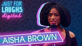 Aisha Brown - I'm Bad At Reading Red Flags