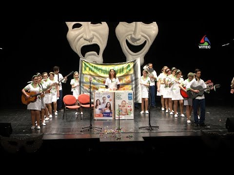 Bailinho da Associação Cultural do Porto Judeu - Pharma Vila - Carnaval 2018